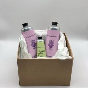 CRABTREE & EVELYN LARGE HAND CREAM GIFT SET
